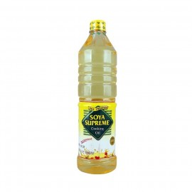 Soya Supreme Cooking Oil - 1 Ltr