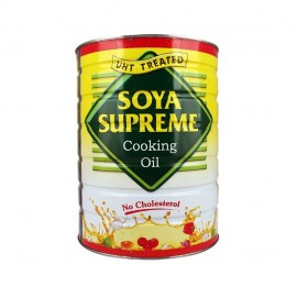 Soya Supreme Cooking Oil 5 Ltr Tin