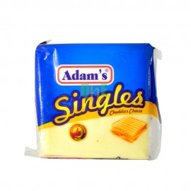 Adams Singles Cheddar Cheese Slice 01 Kg