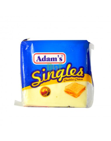 Adams Singles Cheddar Cheese Slice - 200g