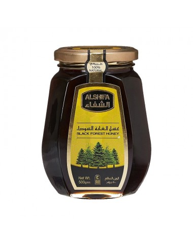 AlShifa Black Forest Honey 500g