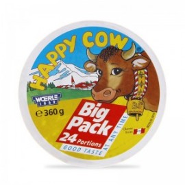 Happy Cow Portion Cheese (24 Pcs)