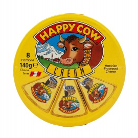 Happy Cow Portions Cream (8 Pcs)