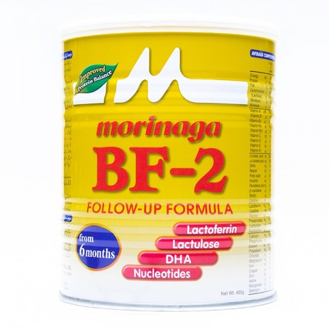 Morinaga BF 2 Follow-Up Formula 400g