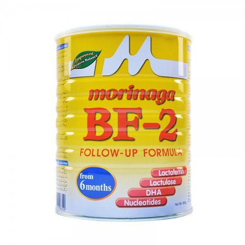Morinaga BF 2 Follow-Up Formula 900g