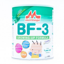 Morinaga Bf 3 Growing-up Formula 400g