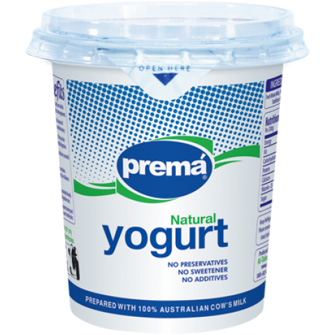 Prema Natural Yogurt - 400g
