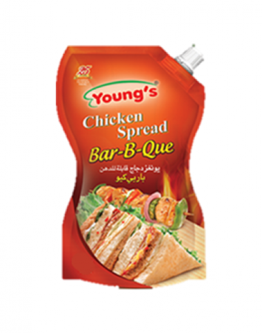 Young's Chicken Spread B.B.Q 500ml