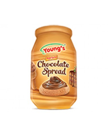 Young's Chocolate Spread 360ml Jar