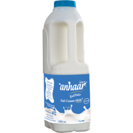 Anhaar Full Cream Milk 1 Ltr