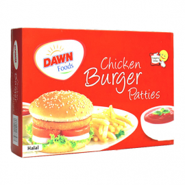 Dawn Chicken Burger Patties 6 Pcs