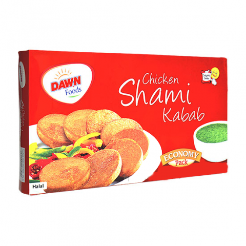Dawn Chicken Shami Kabab 6 PCS