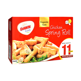 Dawn Chicken Spring Roll 11 Pcs
