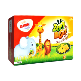 Dawn Zoo Woo Nuggets (e.p)