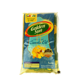 Golden Sun Canola Oil