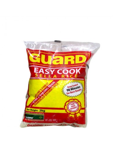 Guard Easy Cook Sella 2KG