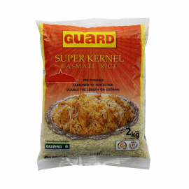 Guard Super Kernel Rice 2kg
