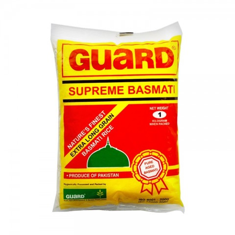 Guard Supreme Basmati Rice 1KG