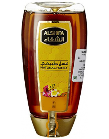 AlShifa Squeezes Honey 400g