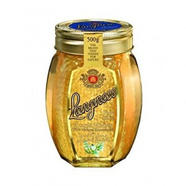 Langnese Honey With Honeycomb 500g