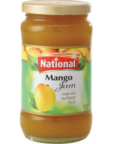National Mango Jam 440g