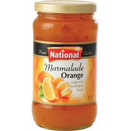 National Marmalade Orange Jam 440g