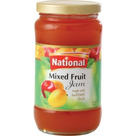 National Mixed Fruits Jam - 440g