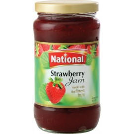 National Strawberry Jam 440g