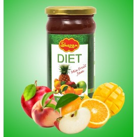 Shezan Diet Mix Fruit Jam 440g