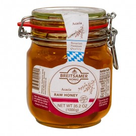 Breitsamer Acacia Raw Honey 1 Kg