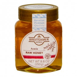 Breitsamer Acacia Raw Honey 250g