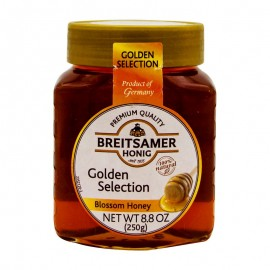 Breitsamer Golden Selection Blossom Honey 250g