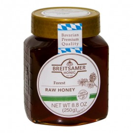 Breitsamer Forest Raw Honey 250g