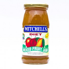Mitchell's Diet Mix Fruit Jam 325g
