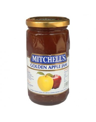 Mitchell's Golden Apple Jam - 325g