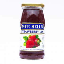 Mitchell's Strawberry Jam 325g
