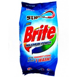 Brite Detergent New – 500grams