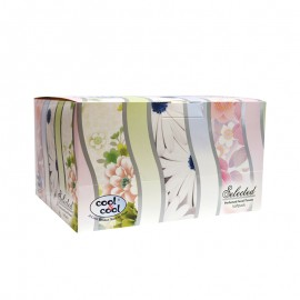 Cool & Cool Perfumed Tissues