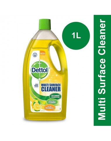 Dettol Multi Surface Cleaner 1000 ml Citrus