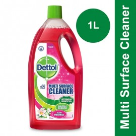 Dettol Multi Surface Cleaner 1000 Ml Floral