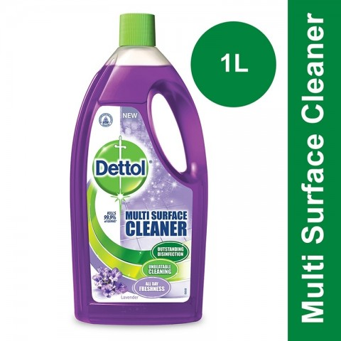 Dettol Multi Surface Cleaner 1000 ml Lavender