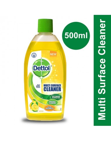 Dettol Multi Surface Cleaner 500ml - Citrus