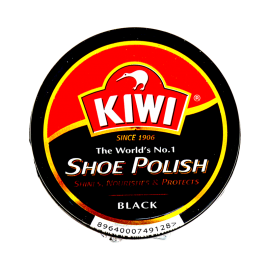 Kiwi Shoe Black Polish 90ml