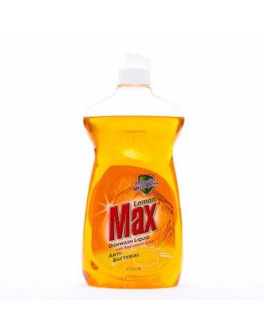 Lemon Max Dishwash Liquid - 475ml