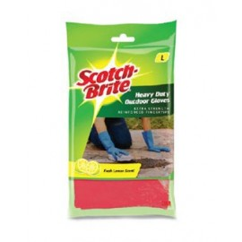 Scotch Brite Heavy Duty Gloves – Large