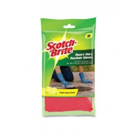 Scotch Brite Heavy Duty Gloves – Medium