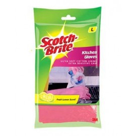 Scotch Brite Light Duty Gloves – Large