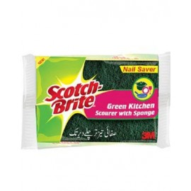 Scotch Brite Nail Saver Scrub Sponge