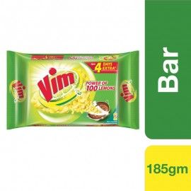 Vim Dishwash Bar 185g