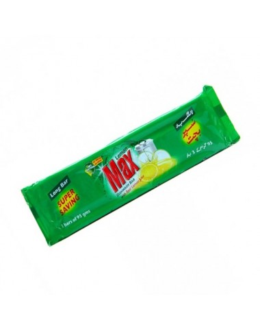 Max Dishwash Soap Long Bar 285g